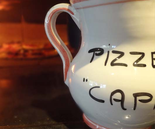 Pizza-Capri
